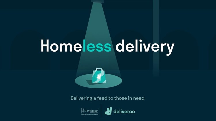 MELBOURNE RESTAURANTS PARTNER WITH DELIVEROO TO HELP SUPPORT GROWING NUMBER OF ROUGH SLEEPERS