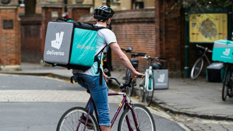 Deliveroo gives tax support to riders with Aussie app Solo & Smart