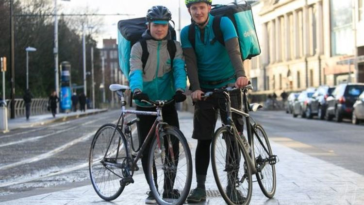 Deliveroo offer riders tools, perks and online learning in boost to on-demand work