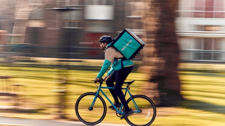 Deliveroo calls for creation of Future Work Act for on-demand economy